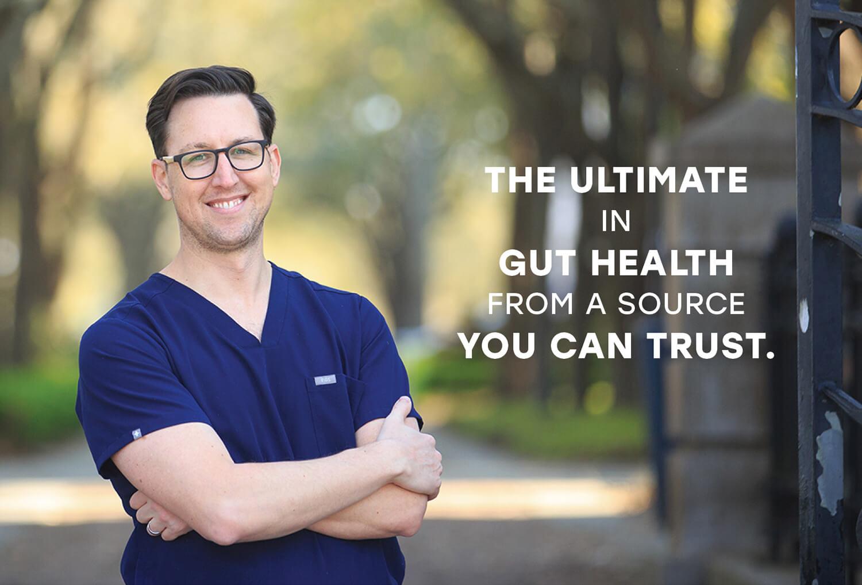 Dr  B - The Gut Health M D